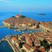 Pula - Rijeka – Krk Island – Pag Island – Zadar (Self Drive)