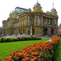 Zagreb - Ljubljana - Zadar - Split (Self Drive)