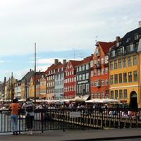 Copenhagen and Munich by Air