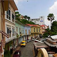 Guayaquil and Galapagos Island (San Cristobal) by Air