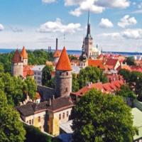 Tallinn - Riga - Vilnius by Air