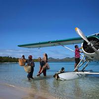 Fiji (Nadi) and Brisbane by Air