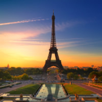 6-Night Paris & Amsterdam Flight, Hotel & Rail Vacation from $1676 for 2