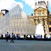 London - Paris - Rome by Air