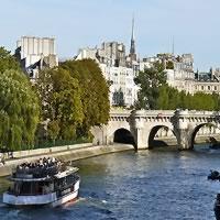 Paris - Aix en Provence - Nice by Train