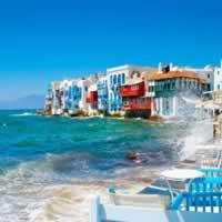 Athens - Mykonos by Ferry