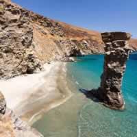 Rhodes - Heraklion (Crete) - Mykonos by Air