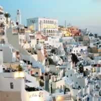 Athens - Santorini - Heraklion and Kos Island
