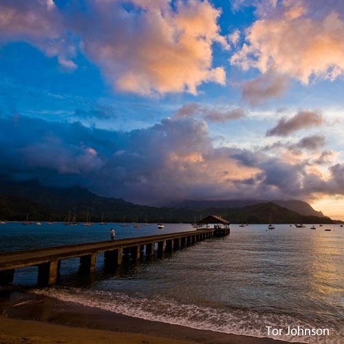 Hawaii Big Island, Kauai and Maui Customizable Itinerary