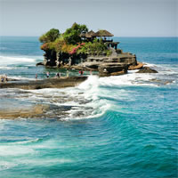 Singapore and Bali by Air