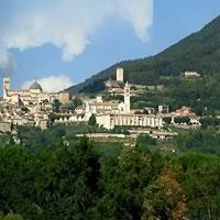Umbria & Hilltowns