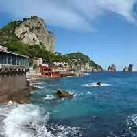 Naples - Positano - Sorrento - Capri (Self Drive)
