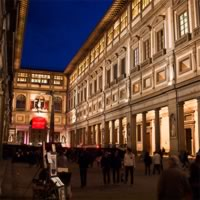 Florence - Lucca - Venice by Train