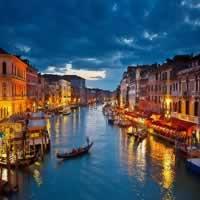 From Venice to Rome via Tuscany plus Amalfi Coast