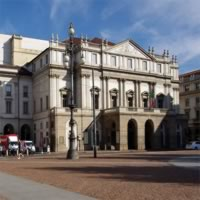 Milan - Como - Verona - Bolzano - Venice by Train