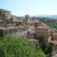 Tuscany and Hill Towns