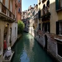 Venice and Emilia Romagna