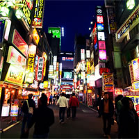 Tokyo and Osaka by Air
