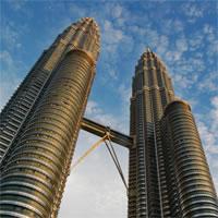 Kuala Lumpur and Jakarta by Air