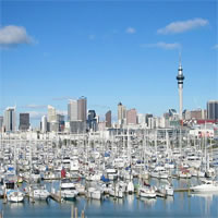 Auckland - Christchurch - Queenstown by Air