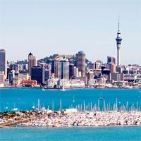 Auckland - Rotorua - Queenstown - Mt. Cook - Christchurch