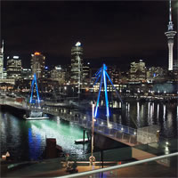Auckland - Wellington - Queenstown by Air