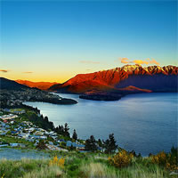 Christchurch - Greymouth - Franz Josef - Queenstown (Self Drive)