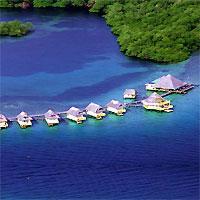 Panama City - Bocas del Toro - Playa Bonita