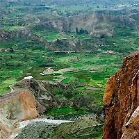 Colca Canyon and Inca Trail to Machu Picchu