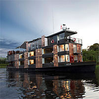 Peru - Amazon Expeditions Cruise - Vessel