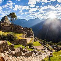 Colca Canyon - Machu Picchu