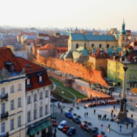 Warsaw - Vilnius - Riga by Air