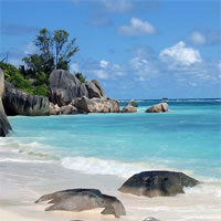 Colombo - Seychelles - Mauritius by Air
