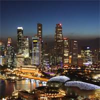 Asian Capitals