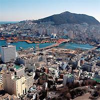 Seoul and Busan by Air