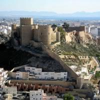 Barcelona and Granada - Mojacar - Almeria