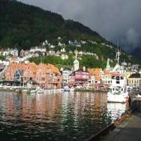 Stockholm and Oslo - Lillehammer - Bergen