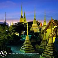Bangkok and Chiang Mai by Air