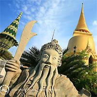 Bangkok - Chiang Mai - Phuket