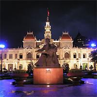 Ho Chi Minh - Hoi An - Hue - Hanoi - Hong Kong by Air