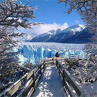 Buenos Aires and Calafate by Air