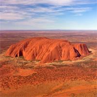 Melbourne - Uluru - Cairns - Sydney by Air