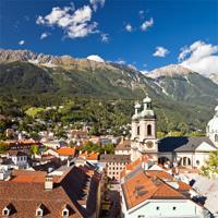 Munich - Salzburg - Innsbruck - Zurich by Train
