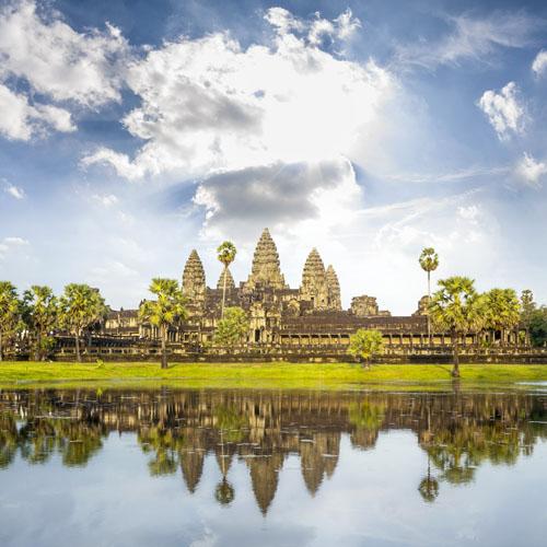Hanoi - Halong Bay Cruise - Siem Reap