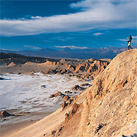 Santiago - Atacama Desert - Lake District