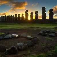 Atacama Desert - Santiago - Easter Island