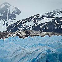 Chile - Puerto Natales - Tour to Grey Glacier