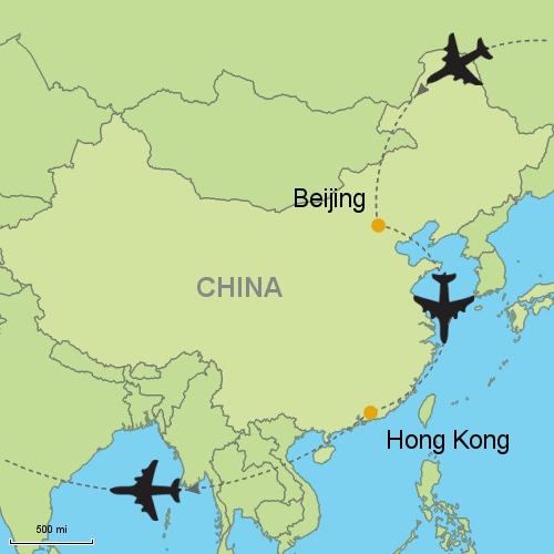 Beijing Hong Kong Customizable Itinerary From Asia Tripmasters Com
