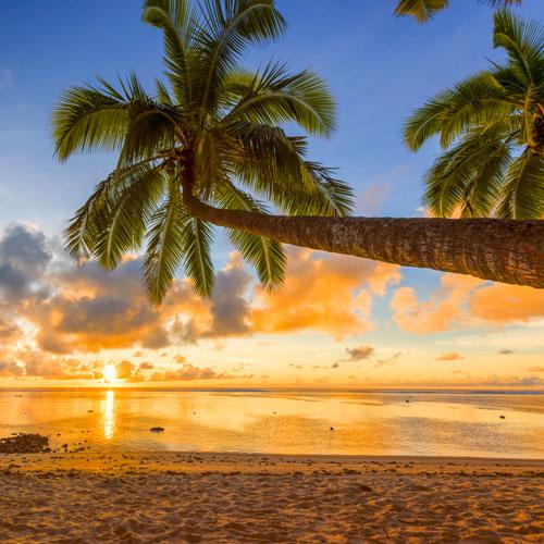 Rarotonga - Aitutaki (Cook Islands) by Air