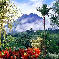Arenal Volcano - Monteverde - Guanacaste Beaches